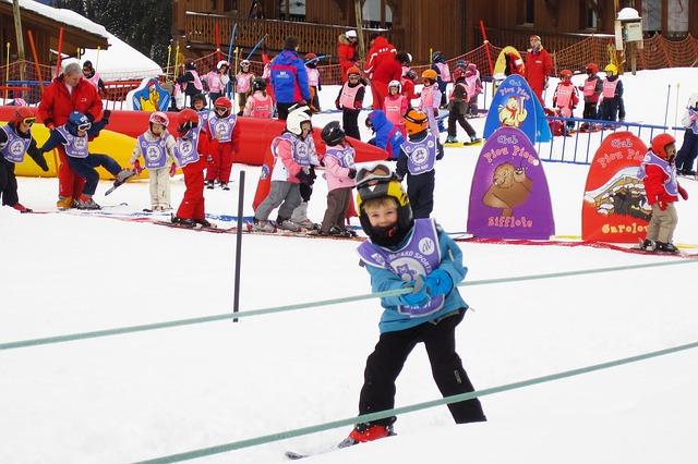 lyžařská střediska